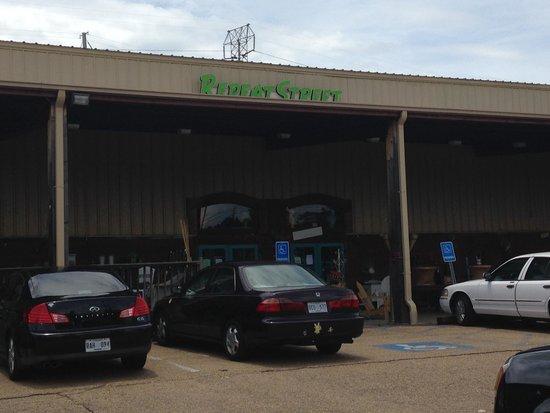 Ridgeland, Миссисипи: Exterior, Repeat Street