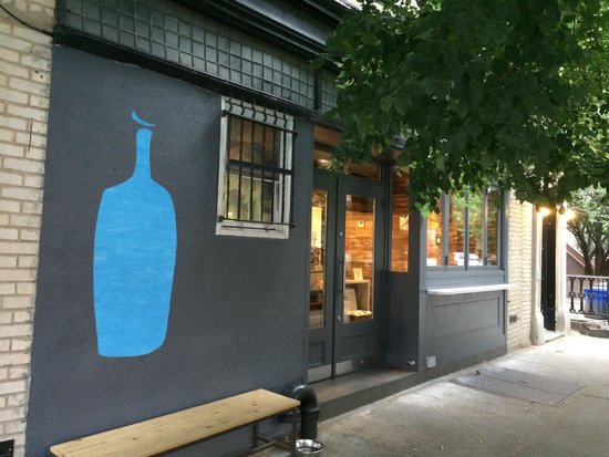 Photo of Coffee Shop Blue Bottle Coffee at 160 Berry St, Brooklyn, NY 11249, United States