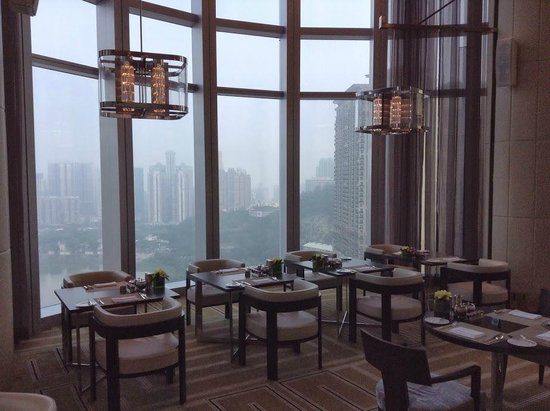 Crown Towers at City of Dreams: 朝食会場