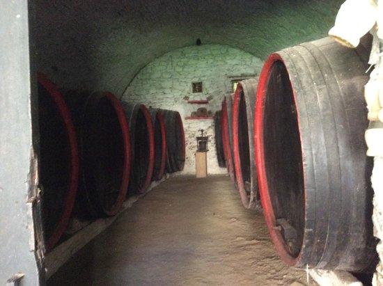 Calnic Fortress: win storage