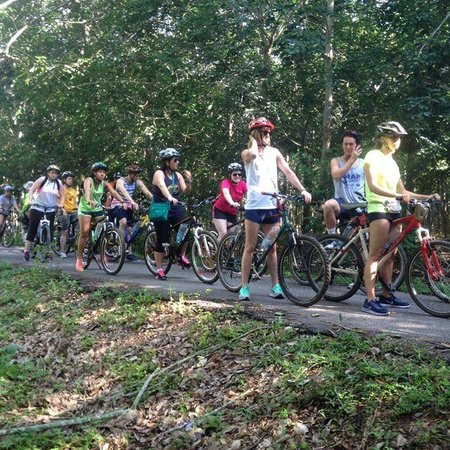 Melaka On Bike - Day Tours: Through rubber and palm oil plantations