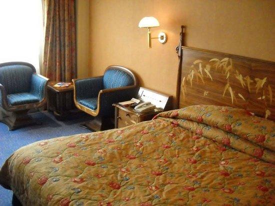 Hotel Lisboa Macau: ベッド