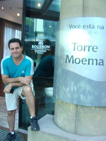 Bourbon Convention Ibirapuera: Torre Moema