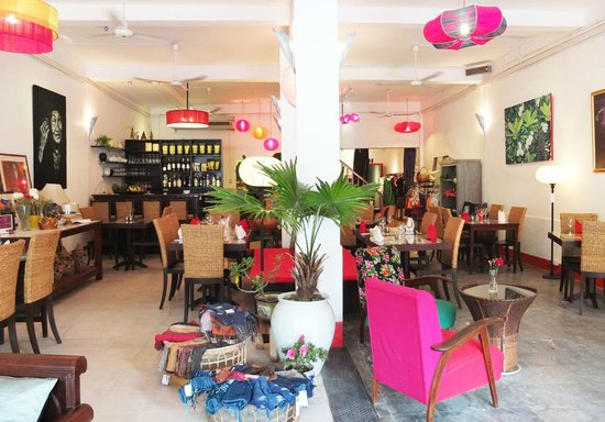 Conceptstore Couleur Locale : Concept store and restaurant review of couleur d asie vientiane