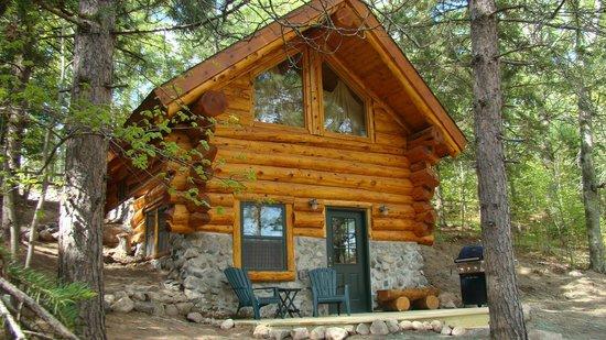 Wilderness Lodge: Trapper Cabin