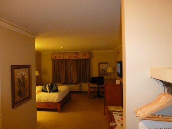 Quality Inn & Suites Amsterdam : Amsterdam inn