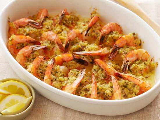 The Pub Waterfront Restaurant & Lounge : Shrimp Scampi