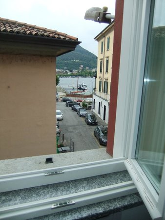 In Riva al Lago Bed & Breakfast: View of Lake Como