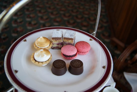 The Inn on Biltmore Estate: Macaroons!