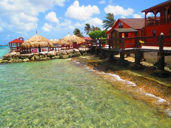 De Palm Island: Restaurant