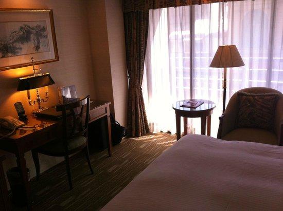 Imperial Hotel Taipei: インペリアルホテル台北:客室