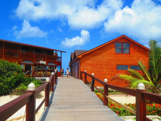 De Palm Island: Lockers and gift store