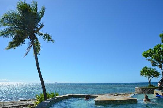 Treasure Island Resort: The views