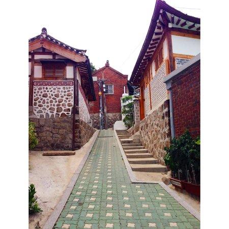 Pueblo hanok de Bukchon: Bukchon