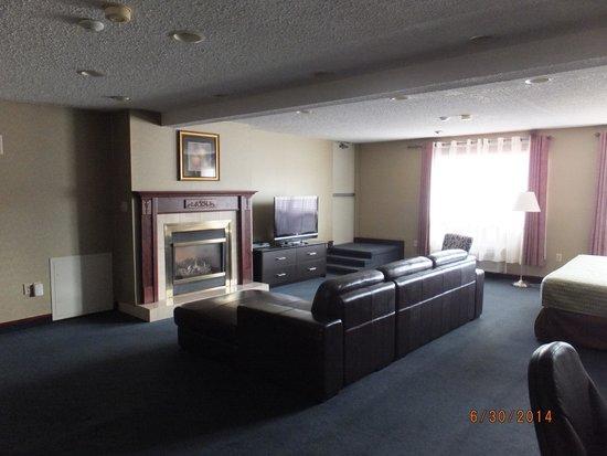 Travelodge Hotel Pembroke: living room