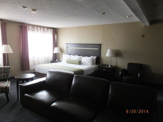 Travelodge Hotel Pembroke: bedroom