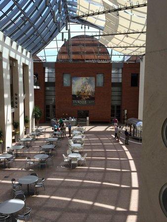Inside Peabody Essex Museum 2