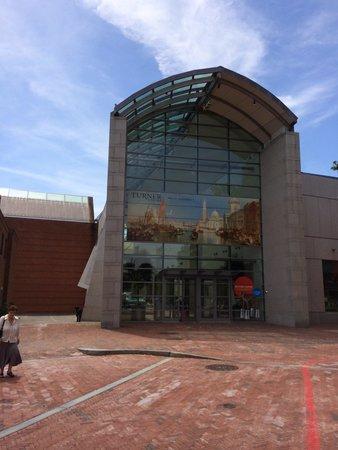 Peabody Essex Museum front