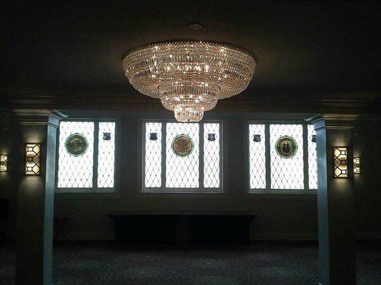 Seelbach Hilton: The Grand Ballroom Foyer