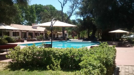 Hacienda Santa Veronica: alberca