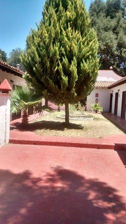 Hacienda Santa Veronica : habitaciones