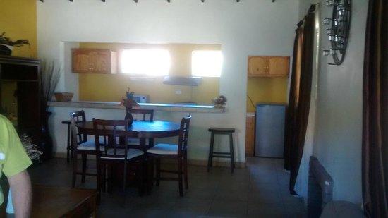 Hacienda Santa Veronica: suite