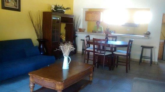 Hacienda Santa Veronica: cosina suite