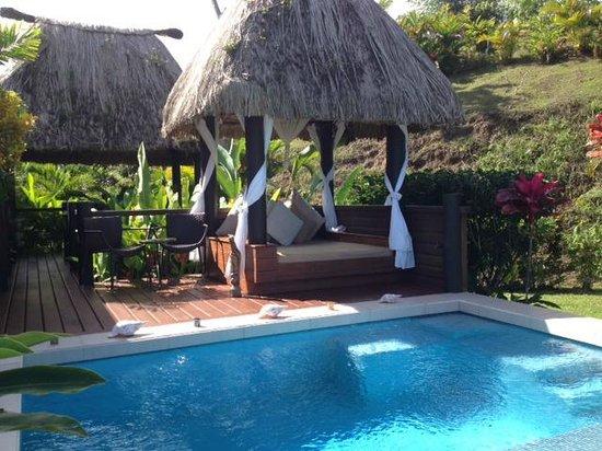 Emaho Sekawa Resort: Pool