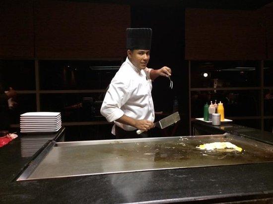 Paradisus Palma Real Golf & Spa Resort: Restaurante Mizu - Muito Bom