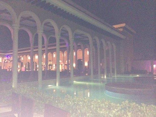 Paradisus Palma Real Golf & Spa Resort: Area central