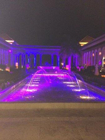 Paradisus Palma Real Golf & Spa Resort: Chafariz central
