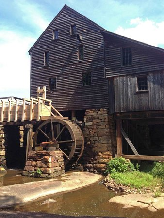 Historic Yates Mill County Park: Yates Mill
