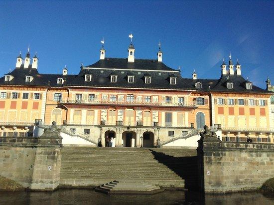 Pillnitz: genial y esplendoroso castllo