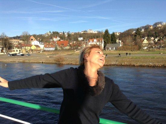 Pillnitz: disfrutando a plenooooo