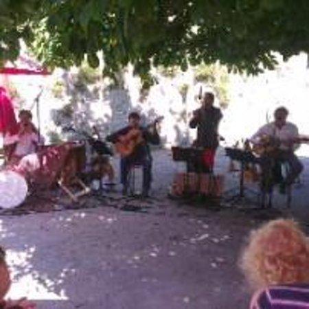 Fleur de ble noir : Concert dans la ville close