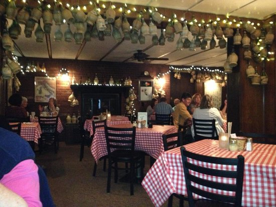 Luigi S Restaurant Authentic Italian Food In A Great Atmosphere Owned By The Same Family