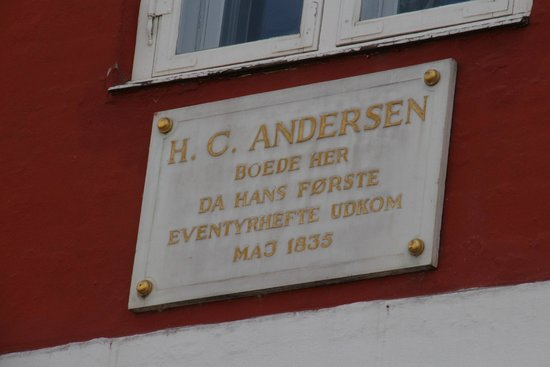 Nyhavn : Hans Christensen Lived Once Here