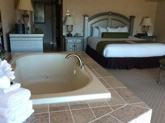 Eldorado Resort Casino : Spa suite
