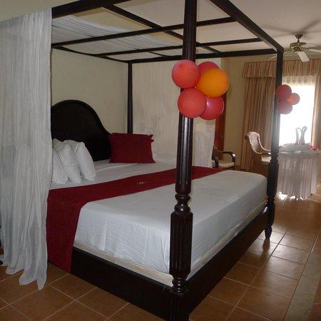 Luxury Bahia Principe Ambar Blue : Room