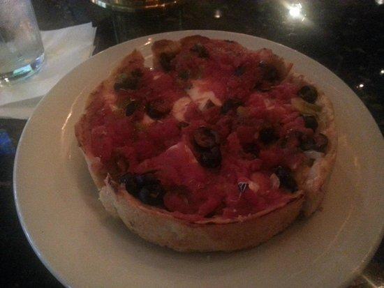 Pizano's Pizza & Pasta: Individual Deep Dish Pizza