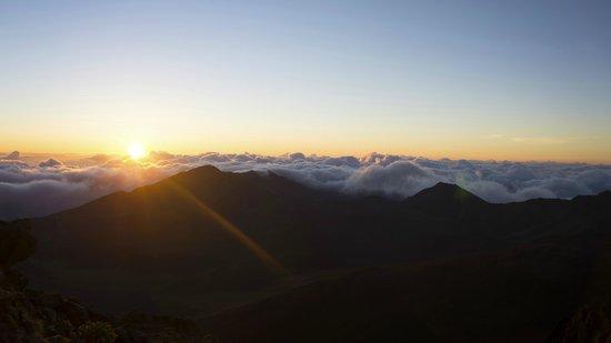 Haleakala Bike Company : Sunrise