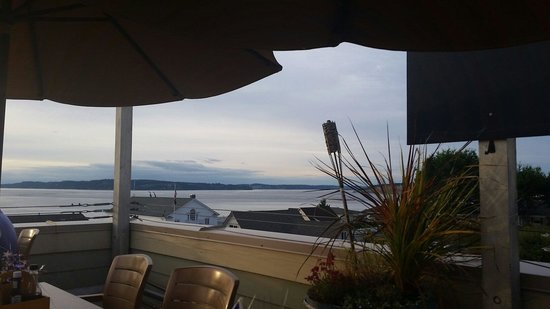 Topside Bar and Grill: View