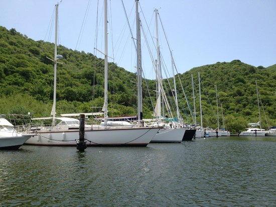 Simpson Bay, St-Martin/St Maarten: Anse Marcel