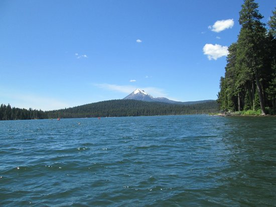 Lake of the Woods Resort: Lake at the Woods Mountain