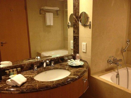 The Splendor Hotel: Bathroom