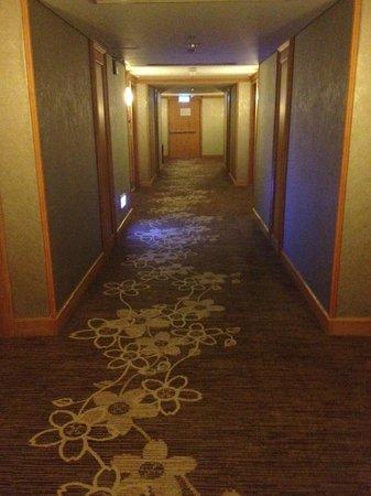 The Splendor Hotel Taichung: Floor
