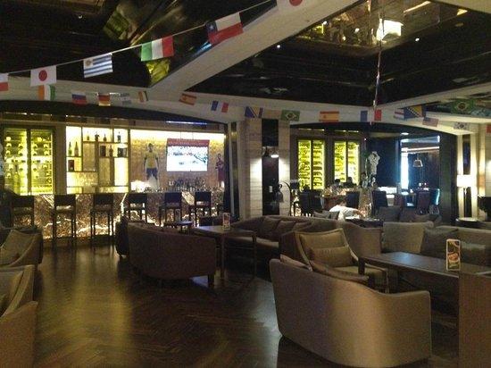 The Splendor Hotel Taichung: Bar