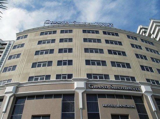 Grand Sukhumvit Hotel Bangkok: 外観