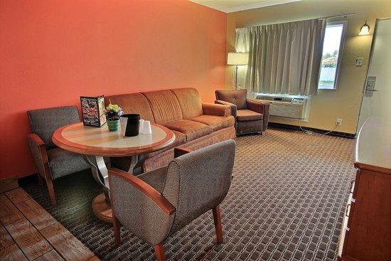Seashire Inn & Suites : DELUX SUITE FRONT VIEW