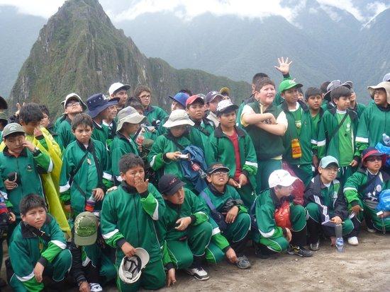 Peru Adventure Trek - Day Tour: machu picchu ........